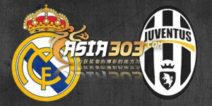 Real Madrid vs Juventus
