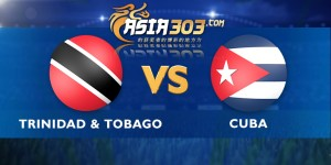 Trinidad and Tobago vs Cuba