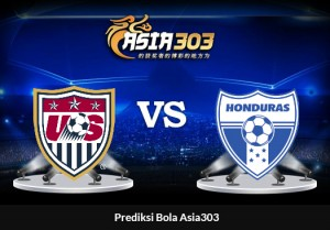 United States vs Honduras