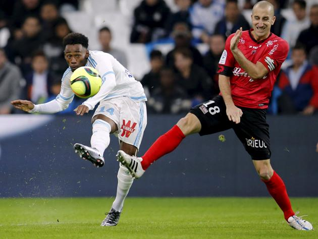 Olympique Marseille vs Guingamp